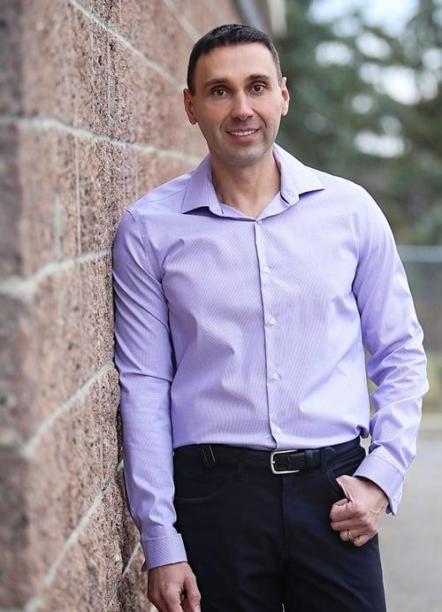 NE Calgary Dentist Dr. Alex Newman